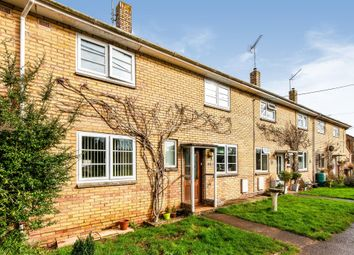 Thumbnail 3 bed terraced house for sale in Poplar Way, North Colerne, Chippenham
