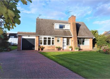 Thumbnail 3 bedroom detached house for sale in Melvyn Drive, Bingham