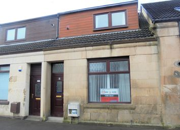 Thumbnail 3 bed terraced house for sale in Main Street Overtown, Wishaw
