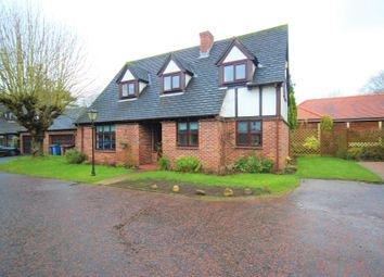 Thumbnail 4 bed detached house to rent in Wharton Lodge, Ellesmere Park, Eccles, Manchester