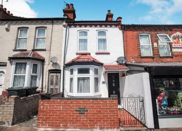 Thumbnail 3 bed terraced house for sale in Mansfield Road, Luton, Bedfordshire, .