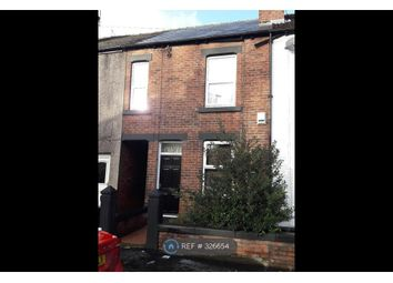 Thumbnail 3 bed terraced house to rent in Slate Street, Sheffield