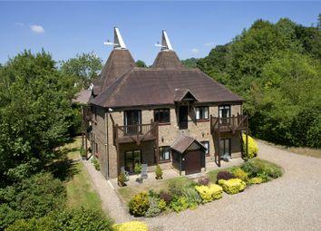 Thumbnail 3 bedroom flat for sale in Pilgrims Oast, Station Road, Otford, Kent