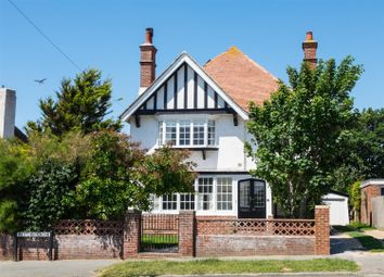 Thumbnail 4 bed detached house for sale in Westdown Road, Seaford