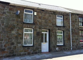 Thumbnail 2 bed terraced house to rent in Dinam Street, Nantymoel, Bridgend