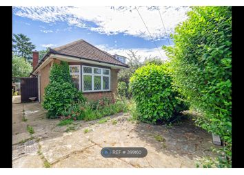 Thumbnail 2 bed bungalow to rent in Links Way, Croxley Green, Rickmansworth