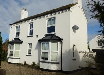 Thumbnail 5 bed detached house to rent in Wisbech Road, March