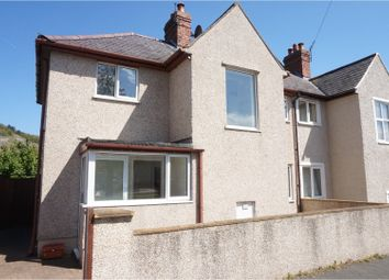 Thumbnail 3 bed semi-detached house for sale in Marl Avenue, Llandudno Junction