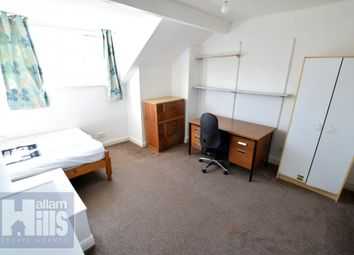 Thumbnail 4 bed flat to rent in Pinner Road, Sheffield, South Yorkshire