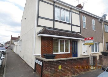 Thumbnail 3 bedroom property to rent in Deburgh Street, Swindon