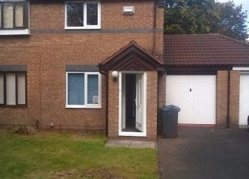 Thumbnail 2 bed semi-detached house to rent in Cherry Drive, Birmingham