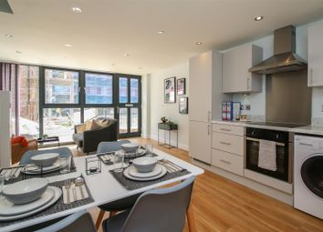 Thumbnail 1 bed flat for sale in South Accommodation Road, South Bank, Leeds