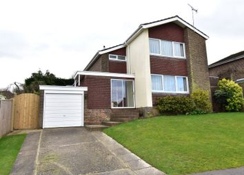 Thumbnail 3 bed detached house for sale in Millbrook Road, Crowborough, East Sussex