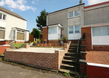 Thumbnail 2 bed terraced house for sale in Brewlands Drive, Symington, Ayrshire