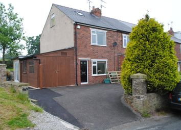 Thumbnail 3 bed end terrace house to rent in Western Lane, Buxworth, High Peak