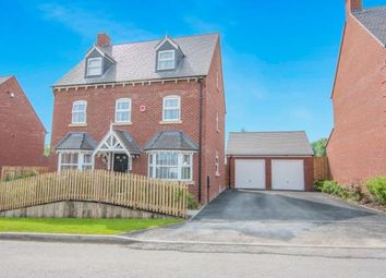 Thumbnail 5 bedroom detached house for sale in Gerards Way, Coleshill, Birmingham, Warwickshire