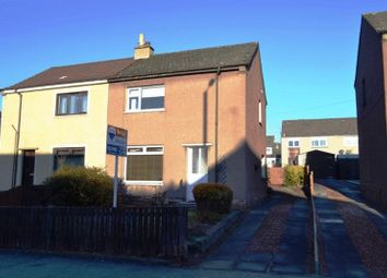 Thumbnail 2 bed semi-detached house to rent in Linnwood Drive, Leven, Fife
