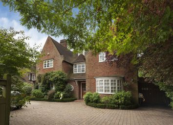 Thumbnail 5 bed property for sale in Hampstead Way, Hampstead Garden Surburb