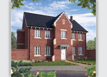"Thumbnail 4 bedroom detached house for sale in ""The Bickleton"" at The Green, Chilpark, Fremington, Barnstaple"
