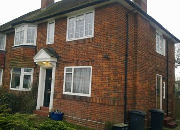 Thumbnail 2 bed maisonette for sale in The Fairway, Mill Hill