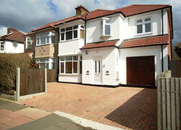 Thumbnail 3 bedroom flat to rent in Rayners Lane, Pinner
