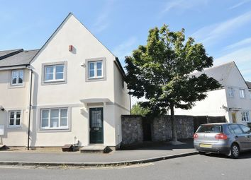 Thumbnail 3 bedroom end terrace house for sale in Monica Walk, Plymouth