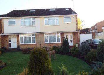 Thumbnail 4 bed semi-detached house for sale in Causeway Close, Potters Bar, Hertfordshire