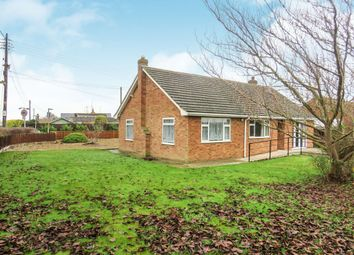 Thumbnail 3 bed detached bungalow for sale in Fen End Lane, Spalding
