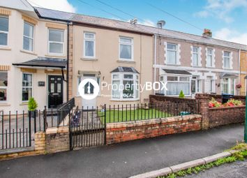 Thumbnail 2 bed terraced house for sale in Greenland Road, Ebbw Vale