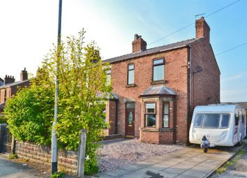 Thumbnail 2 bed semi-detached house for sale in Mill Lane, Burscough, Ormskirk