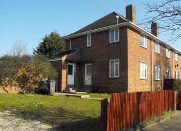Thumbnail 2 bed flat to rent in Wilberforce Road, Norwich