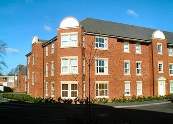 Thumbnail 2 bed flat to rent in Lambert Crescent, Kingsley Village, Nantwich, Cheshire