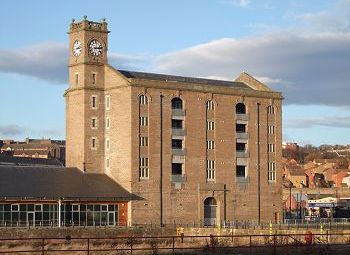 Thumbnail 2 bed flat to rent in The Clocktower, Dundee