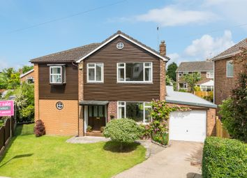 Thumbnail 4 bed detached house for sale in Westfield Close, South Milford, Leeds