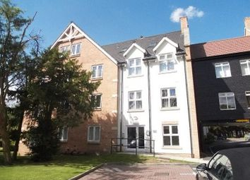 Thumbnail 2 bed flat to rent in Hermitage Court, Oadby, Leicester