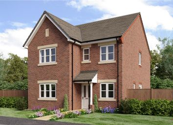 "Thumbnail 4 bed detached house for sale in ""Mitford"" at Radbourne Lane, Derby"