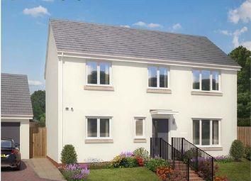 Thumbnail 3 bedroom detached house to rent in Penns Way, Kingsgate, Kingsteignton, Devon.