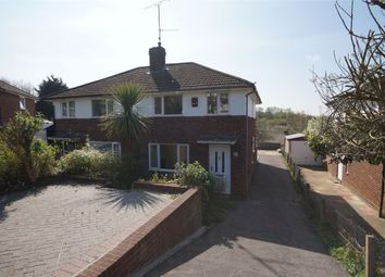 Thumbnail 3 bedroom semi-detached house for sale in Birdhill Avenue, Reading, Berkshire
