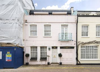 Thumbnail 3 bed mews house for sale in Princes Gate Mews, London