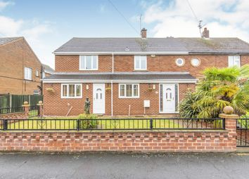 Thumbnail 3 bed semi-detached house for sale in Queens Crescent, Bawtry, Doncaster