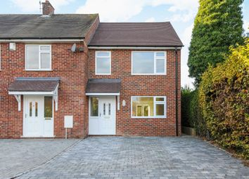 Thumbnail 3 bedroom end terrace house for sale in Clifton Hampden, Oxfordshire OX14,