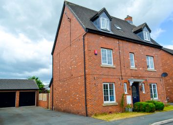 Thumbnail 5 bed detached house for sale in Pennymoor Drive, Middlewich