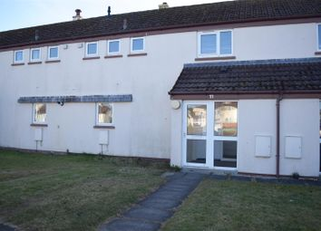 Thumbnail 3 bed terraced house for sale in Central Avenue, Kinloss, Forres