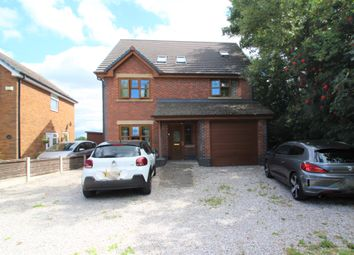 Thumbnail 6 bed detached house for sale in Westleigh Lane, Leigh