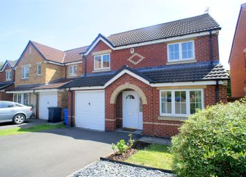 Thumbnail 4 bed detached house to rent in Kiwi Drive, Alvaston, Derby
