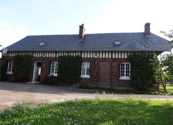 Thumbnail 2 bed property for sale in Haute-Normandie, Seine-Maritime, Fauville En Caux