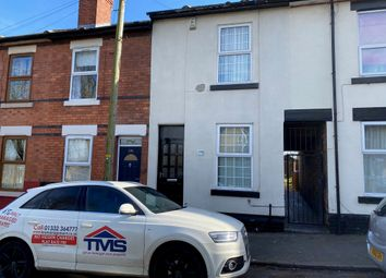 4 bed terraced house to rent in Stockbrook Street, Derby DE22