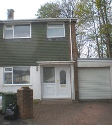 Thumbnail 3 bed semi-detached house to rent in Clifton Court, Aberdare