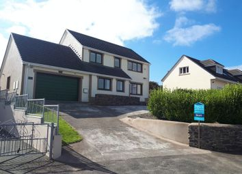 Thumbnail 4 bed detached house to rent in Heol Caradog, Fishguard