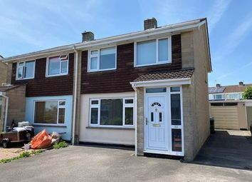Thumbnail 3 bed semi-detached house for sale in Wyville Road, Frome, Somerset